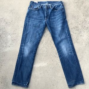 🐴🐴 Ralph Lauren Polo Selvedge Jeans